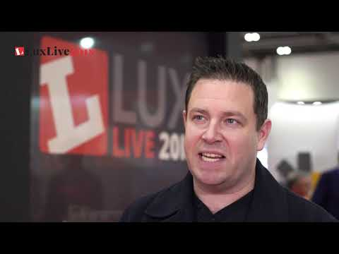 LuxLive 2018│Jason Patrick, University of Kent