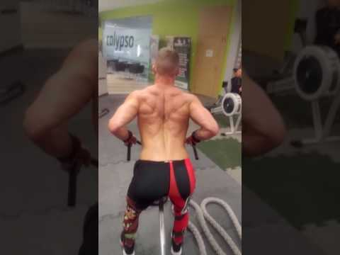 Ćwiczenia mięśni agonistów