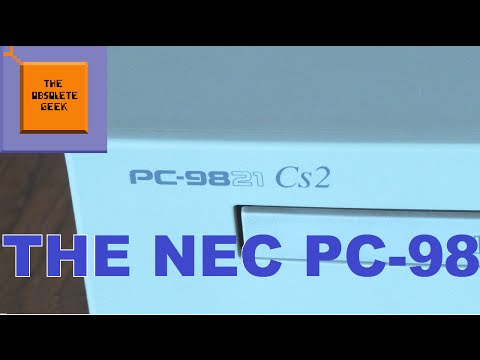 The NEC PC-98 - Obsolete Geek