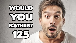 Would you rather eat a pizza or eat a hamburger? - Video Youtube
