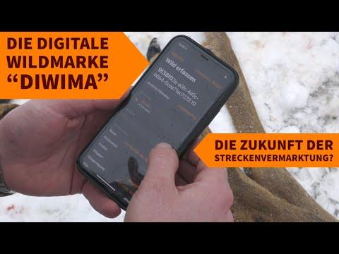 jagd-ausruestung: Die digitale Drückjagd Teil 2: Die Digitale Wildmarke