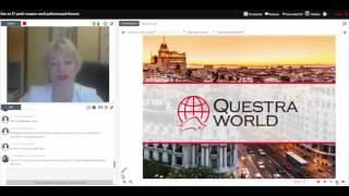 QustraWorld Вебинар 26 01 2017 Мария Антоненко