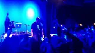 Obie Trice- Dont come down live at the Gov (Adelaide) 22.6.13