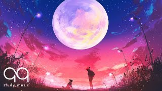 Relaxing Music Moon And Stars – 2 Hours of Moon Background Music to Help you Relax