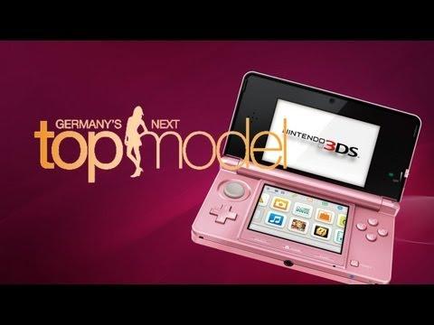 Baby Top Model Nintendo DS