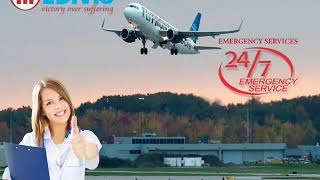 Get Classy Patient Transfer Air Ambulance Service in Bangalore