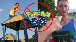 Has Pokemon Go Gone Too Far?!