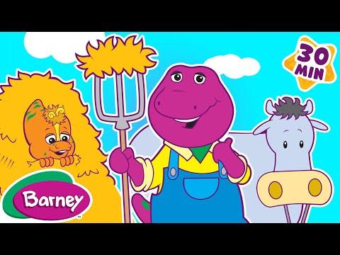 barney old macdonald song 30 minutes