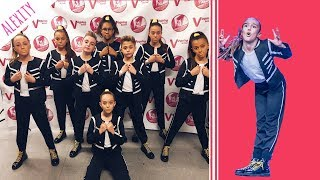 DANCE COMPETITION HIP HOP KIDS - QUALITY KIDS - FIRST PLACE