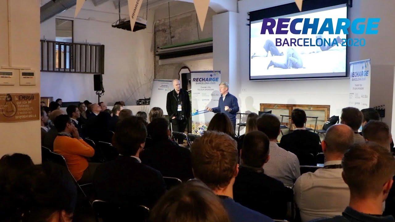 Recharge 2020 Barcelona