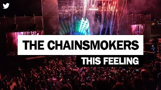 The Chainsmokers - This Feeling ft. Kelsea Ballerini (Live at Argentina 2018)