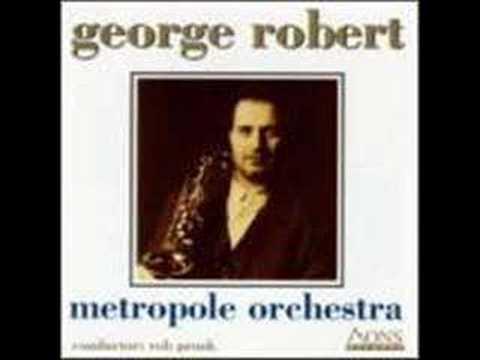 George Robert / Metropole Orchestra - In a Sentimental Mood online metal music video by GEORGE ROBERT