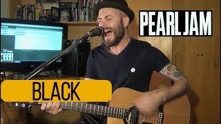 PEARL JAM   Black ( Cover )