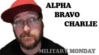The Military Alphabet (Nato Alphabet)
