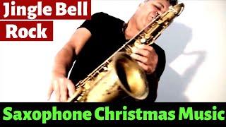 Christmas Saxophone Music - Jingle Bell Rock by Johnny Ferreira
