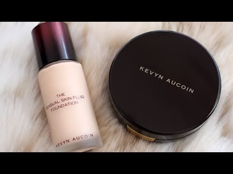 The Angled Foundation Brush by Kevyn Aucoin #2
