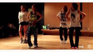 2NE1 - CAN' T NOBODY CHOREOGRAPHY