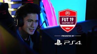 FIFA 19 | FUT Champions Cup November | Console Finals