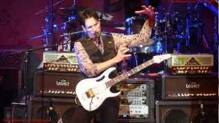 Steve Vai - The Moon and I Live Vicar St Dublin Ireland 04 Dec 2012