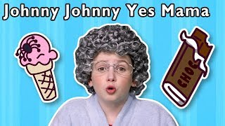 Johnny Johnny Yes Mama + More  Mother Goose Club Playhouse Songs & Rhymes