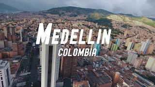 Medellin Colombia Desde los Cielos DRONE FPV