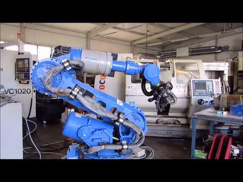 Robot zgrzewający MOTOMAN YR-ES0165D-A00 - zdjęcie