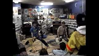 Chixdiggit - live at ROW Records, Halifax, NS