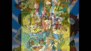 Digimon 02 Wir Drehen Auf Lycris
