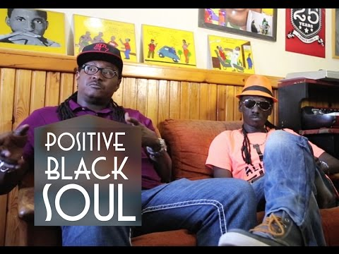 POSITIVE BLACK SOUL – EPK 25 ANS