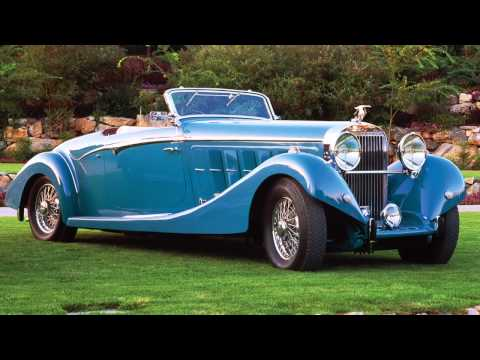 1934 Hispano Suiza J12