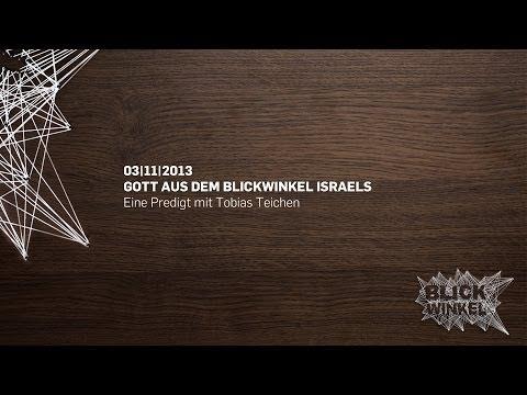 Gott aus dem Blickwinkel Israels (ICF München Videopodcast)