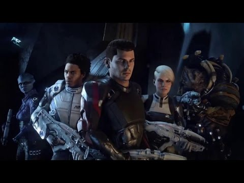 Commercial for Mass Effect: Andromeda (2017) (Television Commercial)