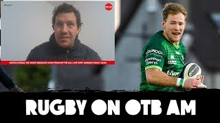 Mike McCarthy: Connacht dreaming | French opposition | Champions Cup preview