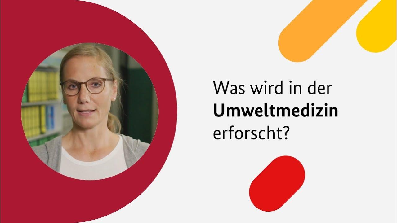 Umweltmedizin untersucht, ob und wie Beschwerden und Erkrankungen mit Umweltfaktoren wie Feinstaub, Lärm und Strahlung zusammenhängen. Dafür werden zum Beispiel spezielle Sprechstunden angeboten, erklärt Dr. Sarah Drießen, Umweltmedizinerin am Universitätsklinikum Aachen.