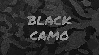 Black Camo - The Aesthetic Pattern Nobody Is Wearing (Mens Fashion & Style)