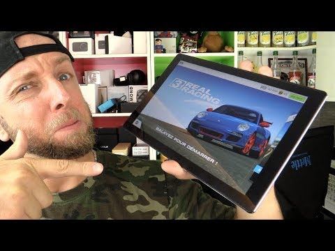 Test Chuwi Hipad 10 core Entertainment et gaming