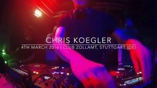 Chris Koegler (90 minutes HD) |Club Zollamt Stuttgart (DE) |4th March 2016