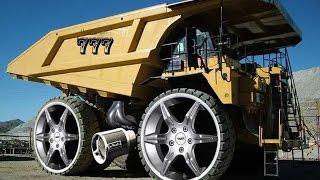 Смотреть онлайн Самые крутые и самые большие американские грузовики