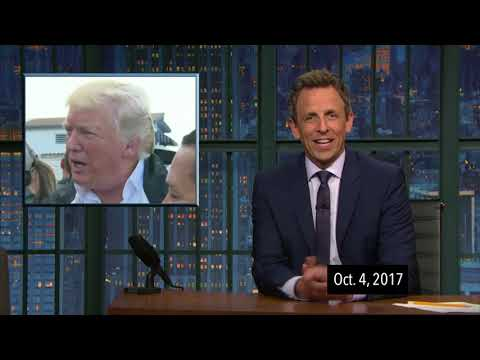 A guy spent nine months keeping track of the same jokes made on different late night shows