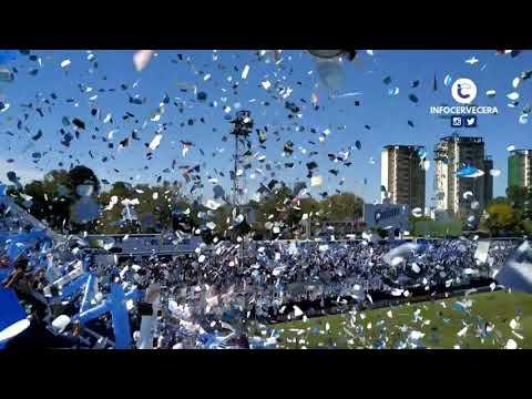 """""""¡IMPRESIONANTE RECIBIMIENTO! Quilmes VS Olimpo // B Nacional 2019 - Fecha 25"""" Barra: Indios Kilmes • Club: Quilmes • País: Argentina"""