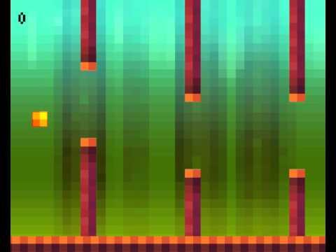Video of Flappy Pixel