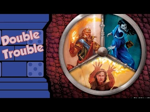Double Trouble - Dungeons & Dragons: Rock, Paper, Wizard