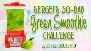 30-Day Green Smoothie Challenge (full Movie) | Drink A Quart Of Green Smoothie Daily For Health