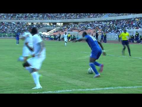 MBWANA SAMATTA VS NIGERIA: TANZANIA O-O NIGERIA SEPTEMBER 5, 2015