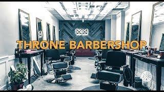 Throne Barbershop - J&C Toronto