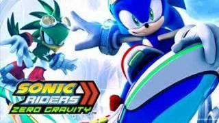 Un-Gravitify By Cashell (Theme Of Sonic Riders: Zero Gravity)