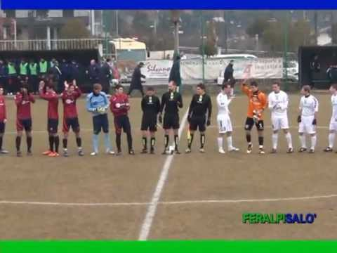 Preview video FERALPISALO´-LUMEZZANE 1-1 (Berretti)