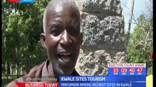 Need to develop sites tourism in Kwale