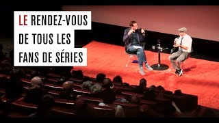 SERIES MANIA : Les premières infos sur le festival international des séries à Lille !