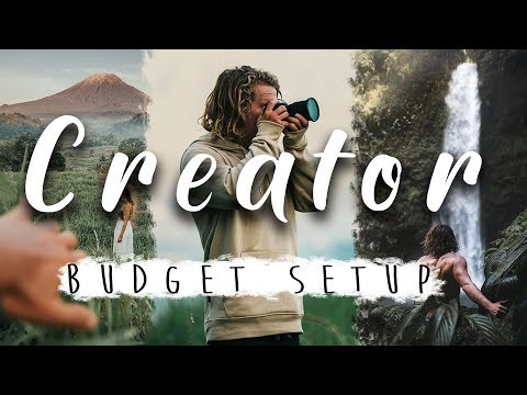 Best Budget Content Creator Setup for 2020